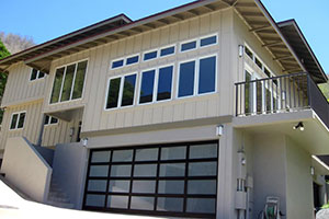 image of aluminum residential door by Raynor Hawaii