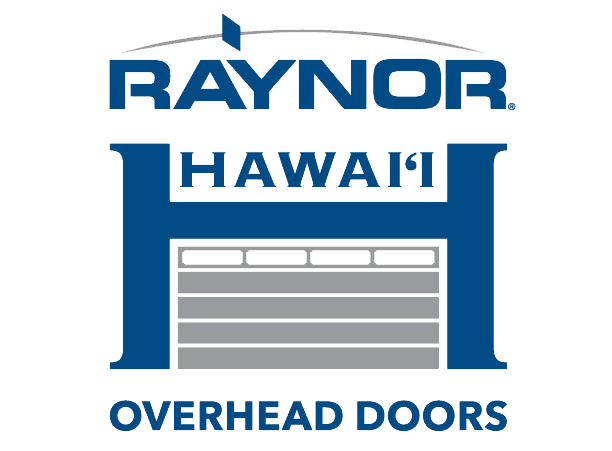 image of raynor hawaii overhead doors logo